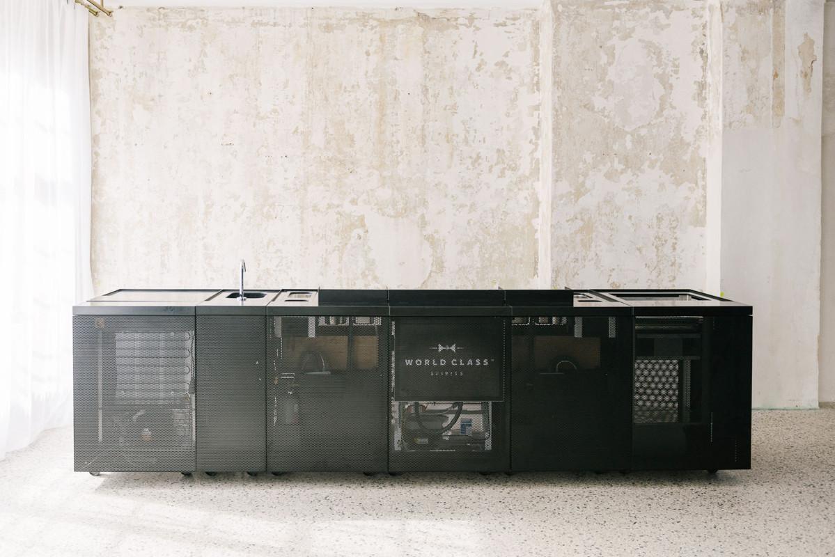 Hidden Fortress | Designstudio Berlin