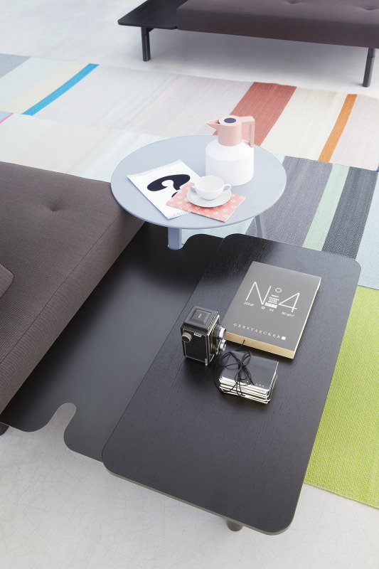 """das modulare möbelsystem """"docks"""" dient zum relaxen und arbeiten, Wohnzimmer dekoo"""